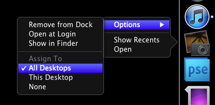 Assigning Apps To Desktops