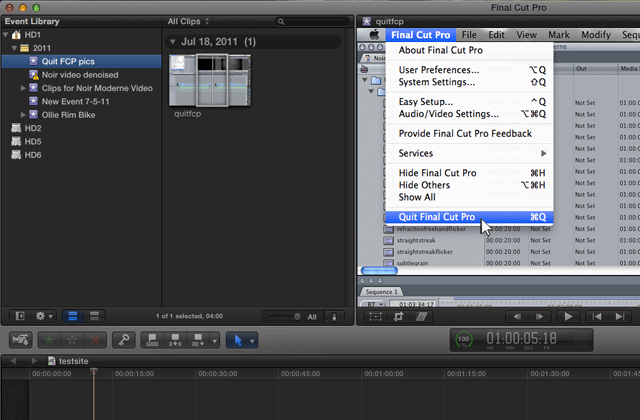 Why we're betting everything on FCP X